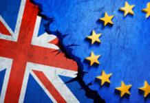 Die Europäische Union unterzeichnete Brexit