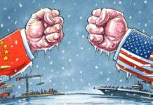 China kapituliert vorübergehend in einem Handelskrieg mit den USA.