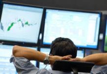 Europäische Aktien im Minus angesichts der Besorgnis über die Verbreitung von Coronaviren