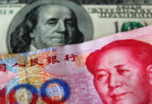 Yuan steigt nach einem guten Bericht